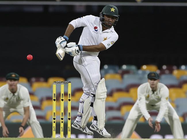 Sami Aslam says Australia' 'panicked' at the 'Gabba.