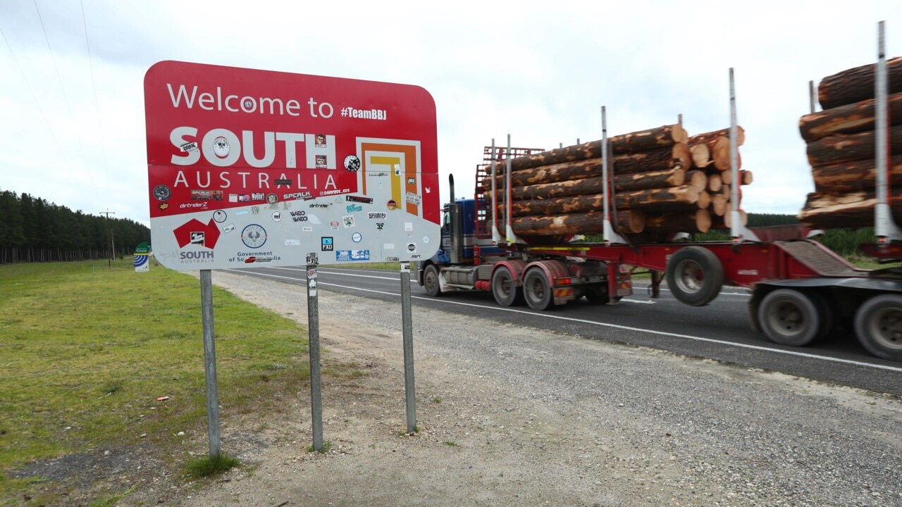 South Australia closes border to Greater Melbourne