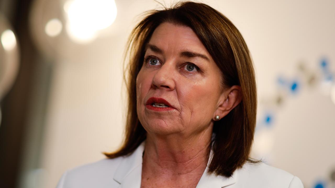 ABA CEO Anna Bligh said economic conditions were improving. Picture: Paul Braven/ AAP.