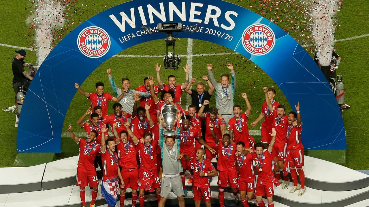 Bayern Munich have their reward for being clever while others have been lazy.