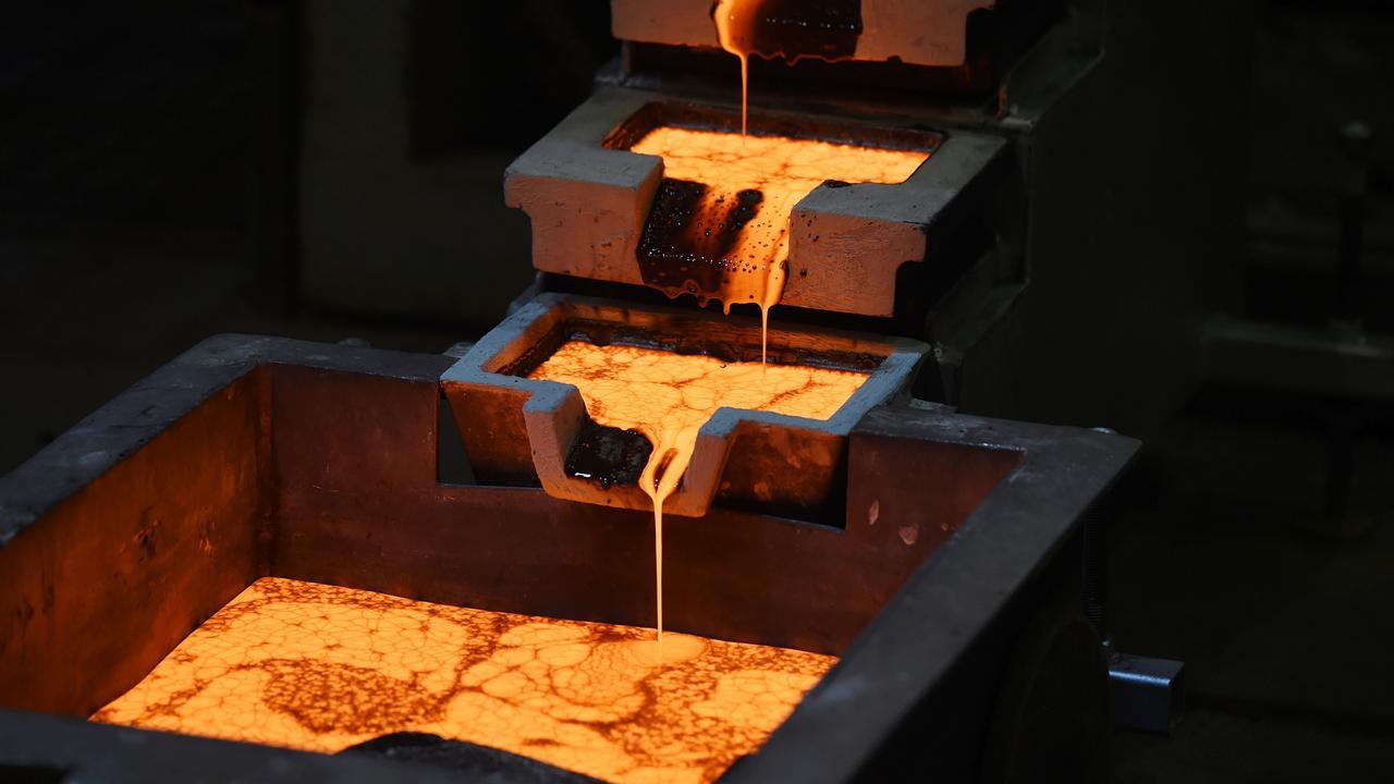 Norton Gold Fields Ltd.'s Mining Operations