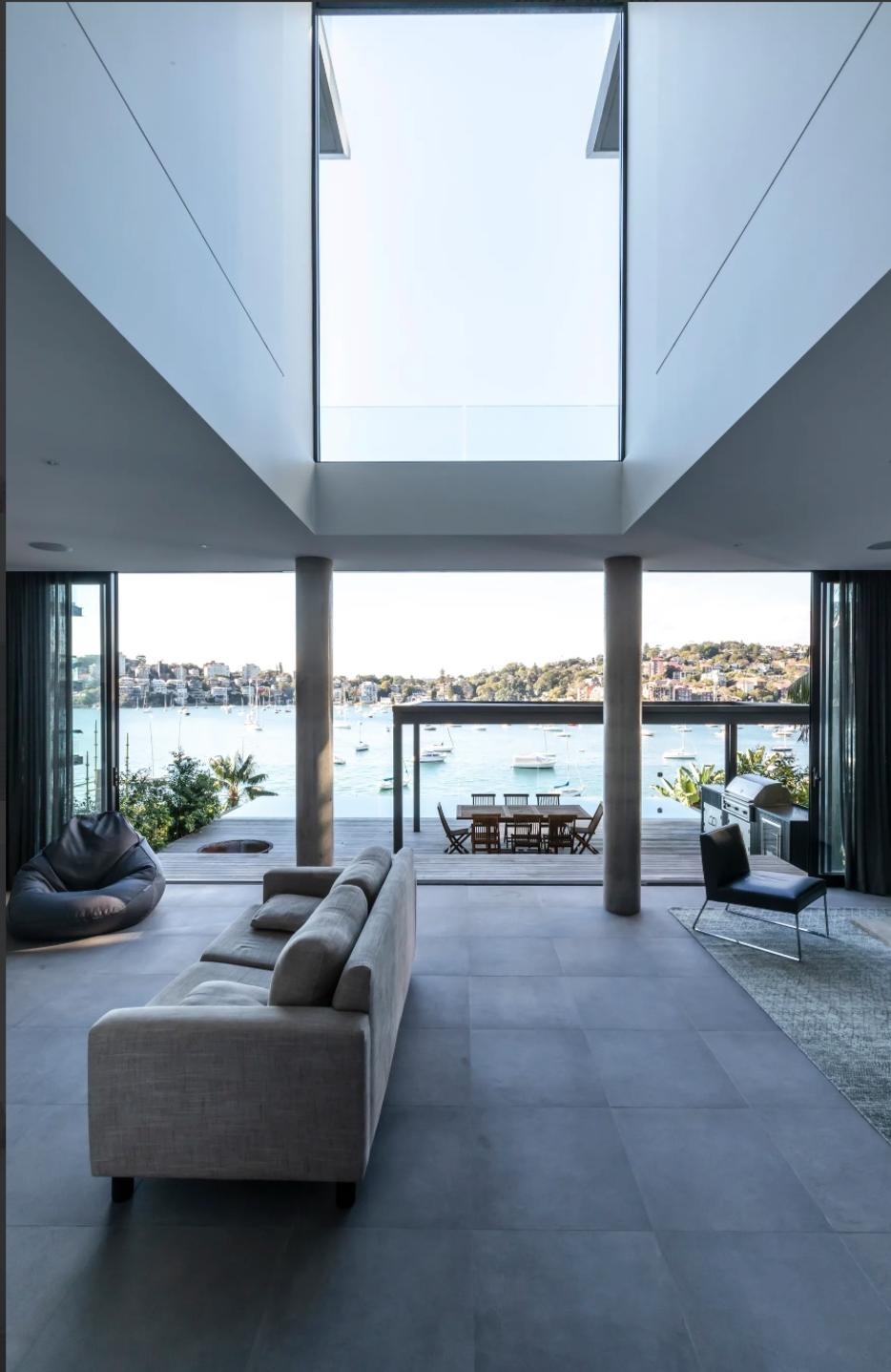 """Sutherland in Darling Point, Sydney, is another """"ultravilla"""". Picture: Luxico"""