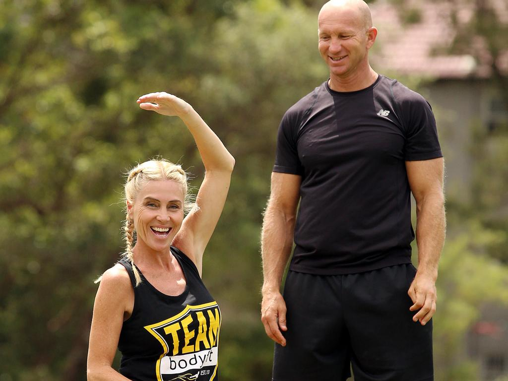 Susie Maroney is still fighting fit at 44.