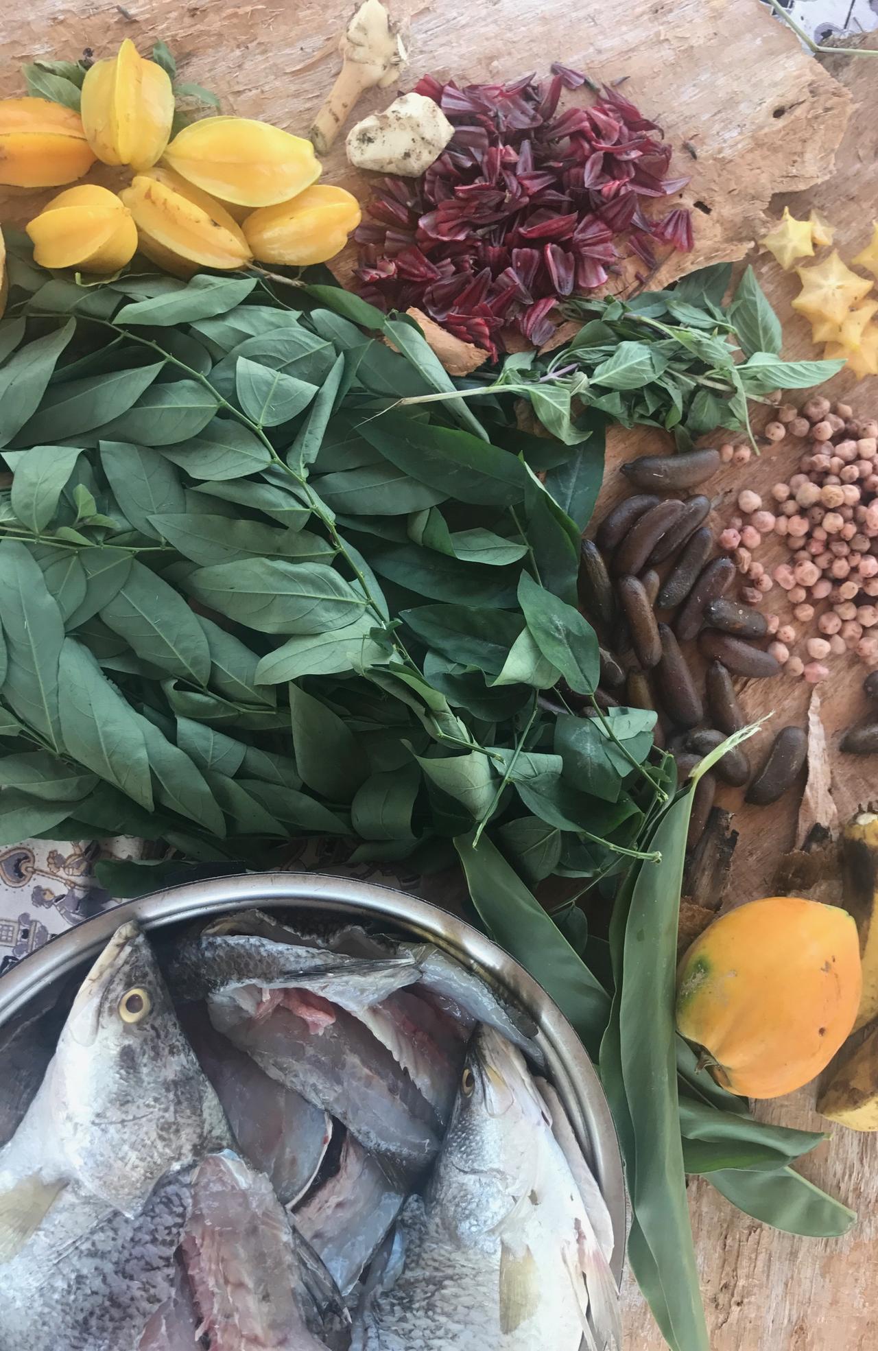 ESCAPE: Taste of Kakadu, Renata Gortan -  Bush Foods. Picture: Parks Australia