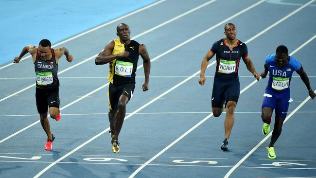 Usain Bolt wins 100m final at Rio 2016 Olympic Games ...