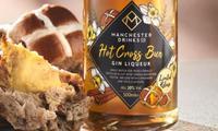 ALDI is releasing hot cross bun gin for Easter