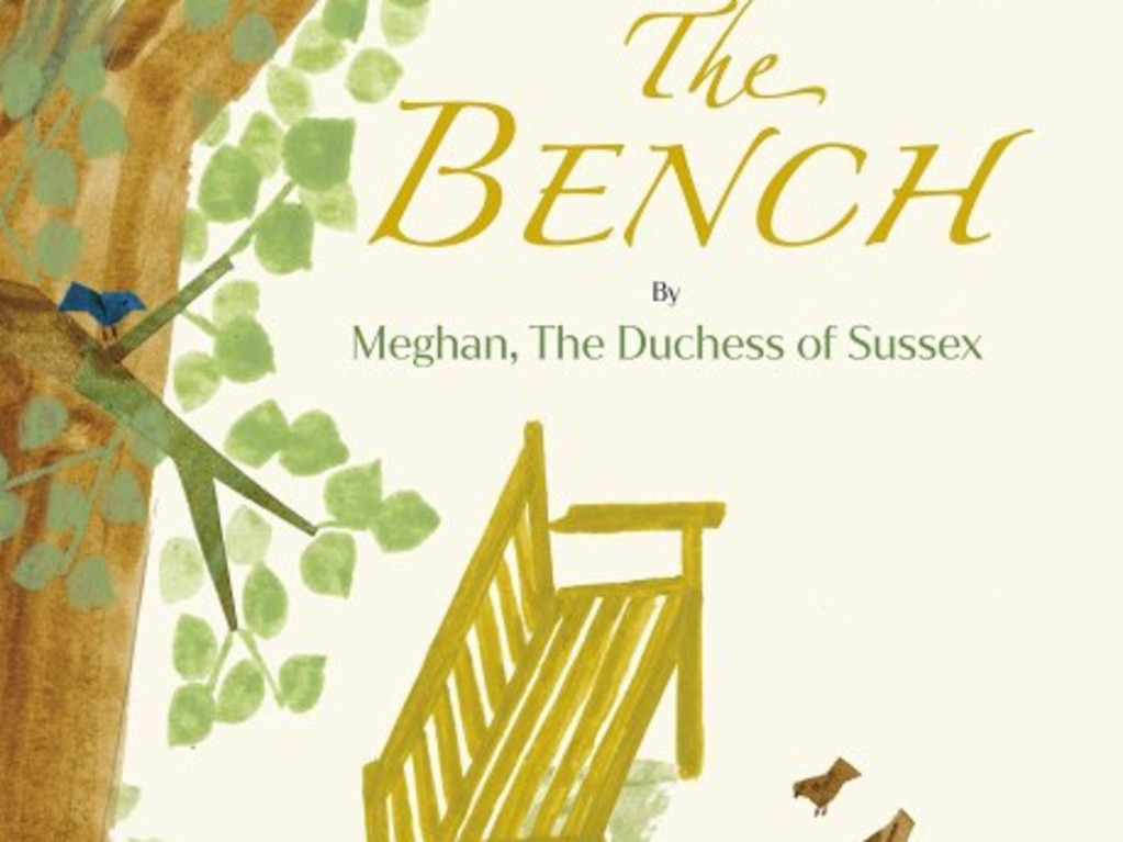 The Bench. Book by Meghan, Duchess of Sussex.