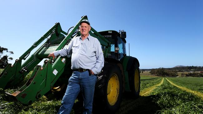 SILAGE IN THE DRY