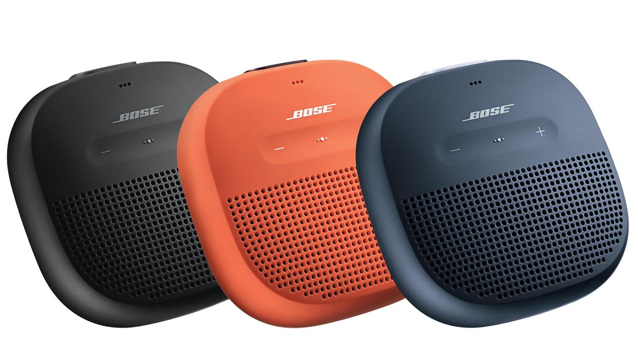 When it comes to sound, you can't really go wrong with Bose.