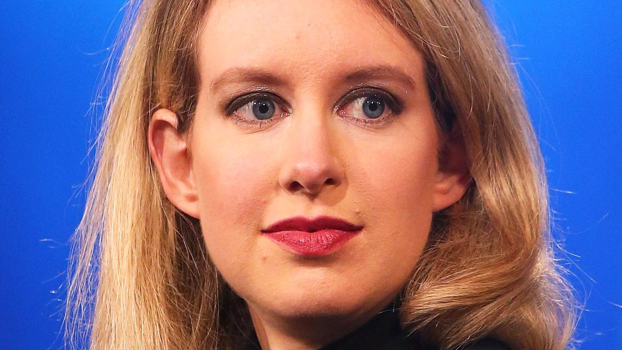 Elizabeth Holmes could spend 20 years behind bars. Picture: Taylor Hill/FilmMagic