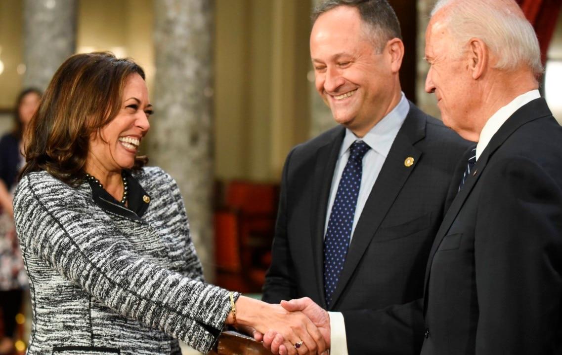 Kamala Harris an 'historic' pick as Biden's running mate
