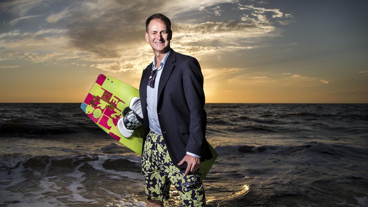 AusOcean's Alan Noble. Picture: Mike Burton