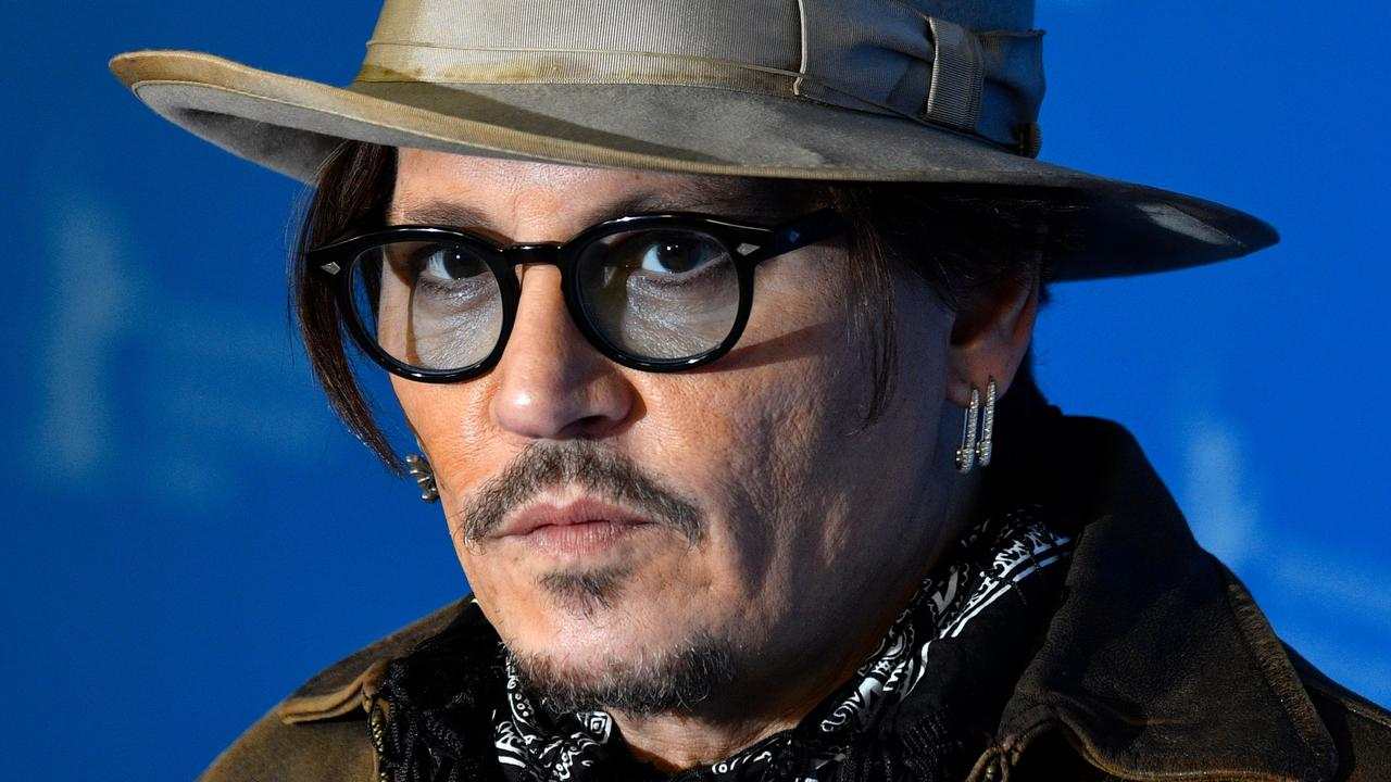 Depp has been given until December 7 to apply directly to the Court of Appeal. Picture: AFP.