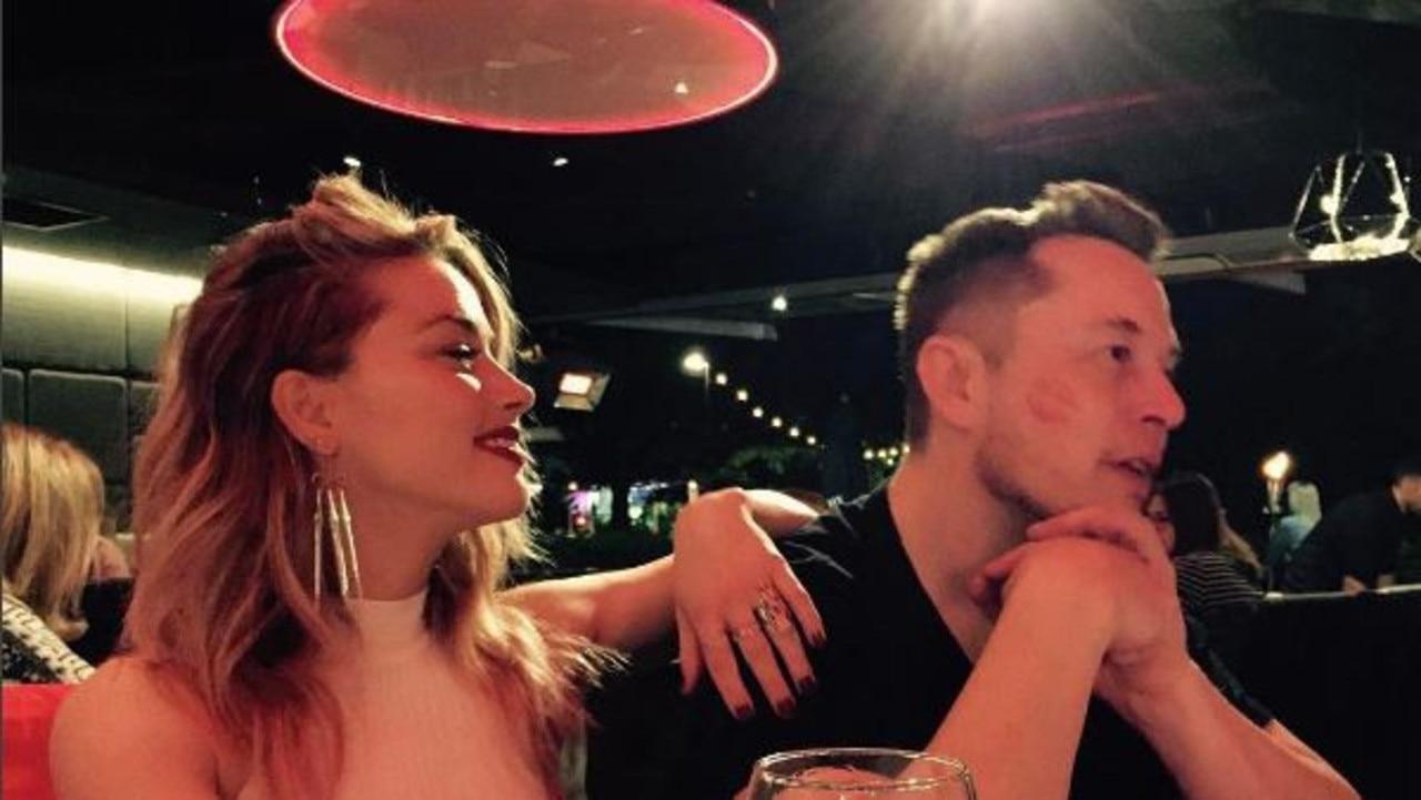 Musk briefly dated Heard.