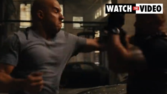 Vin Diesel and Dwayne 'The Rock' Johnson star in Fast Five