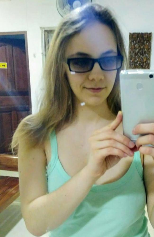 Valentina Novozhyonova, 23, vanished from her hostel on Koh Tao in mid-February after visiting the resort island.