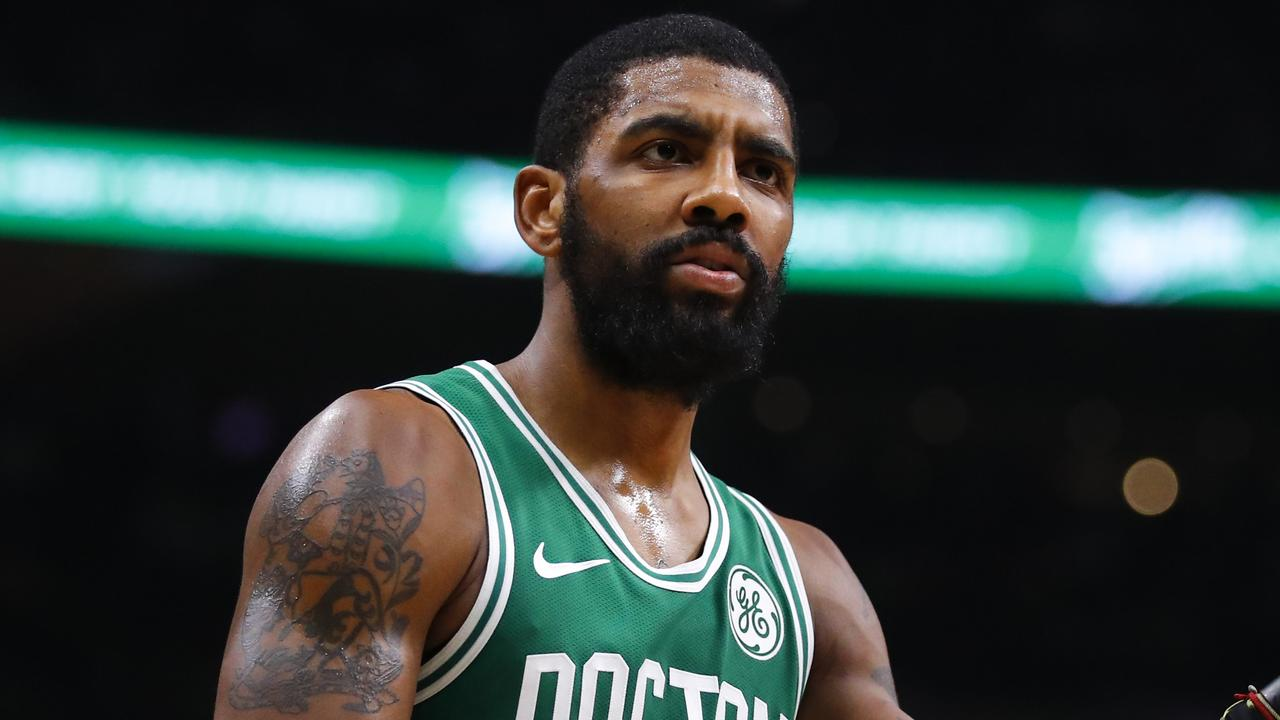Will Kyrie leave Boston?