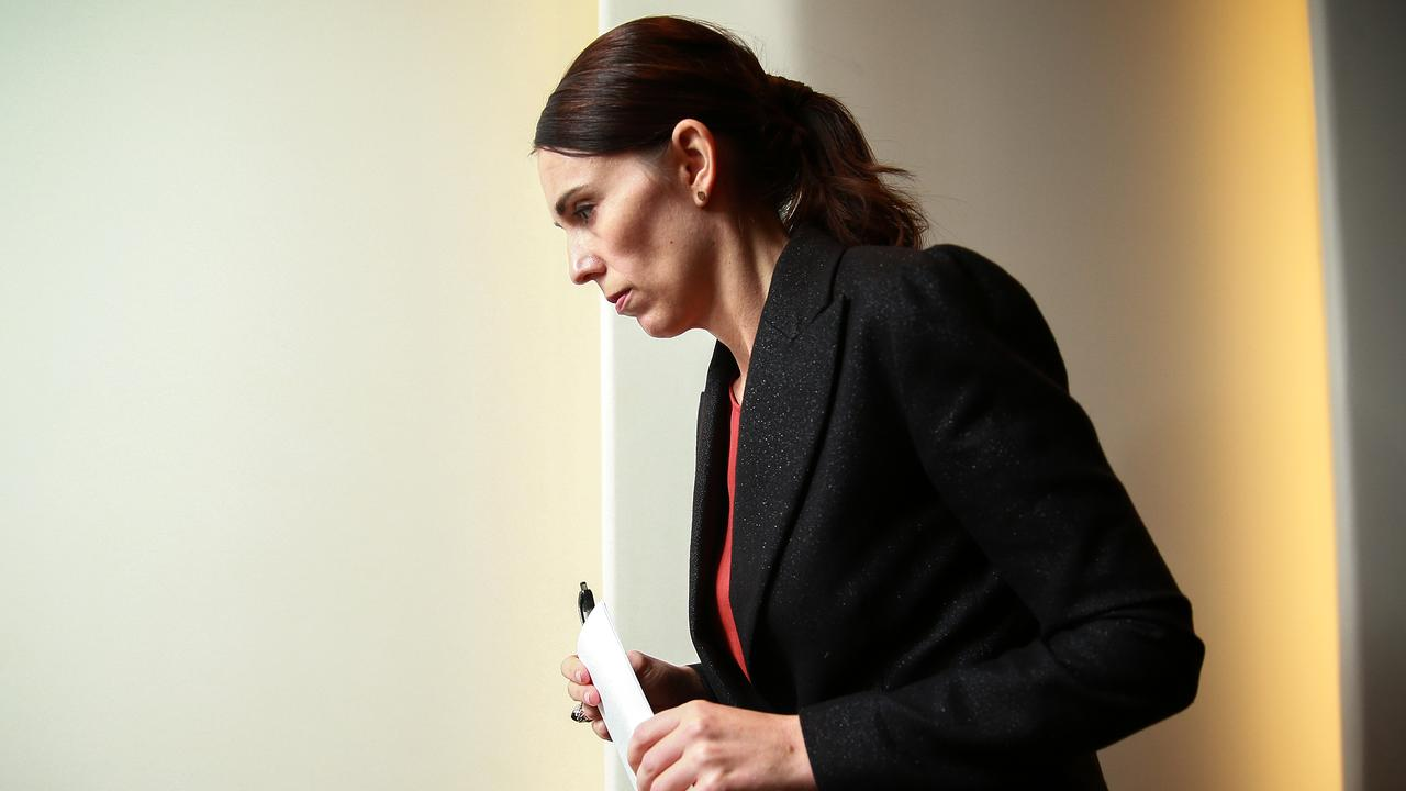 """Prime Minister Jacinda Ardern said the perpetrator has """"no place in New Zealand society"""". Picture: Getty Images"""