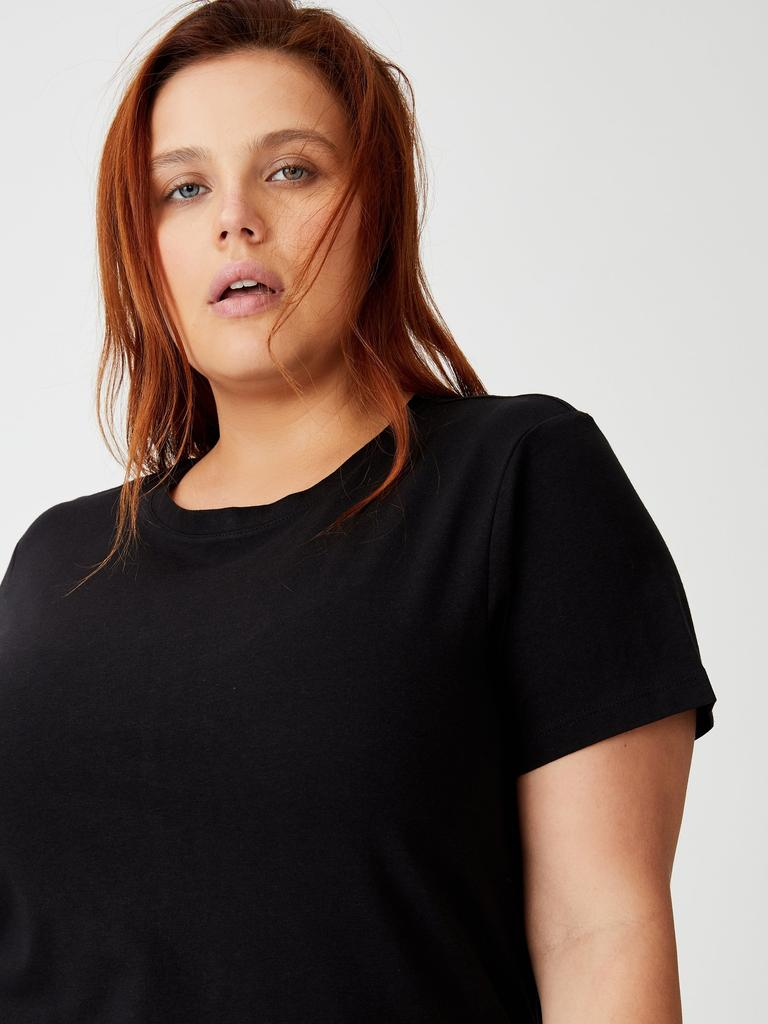 Cotton On Curve The One Crew Tee