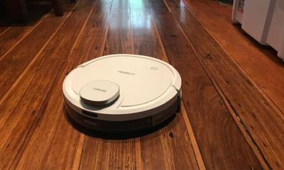 Is ALDI's new two-in-one robot vacuum worth getting?