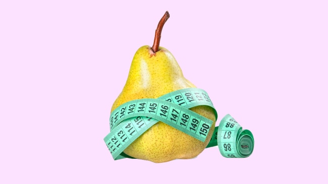 There are certain foods that can blast belly fat. Image: iStock.