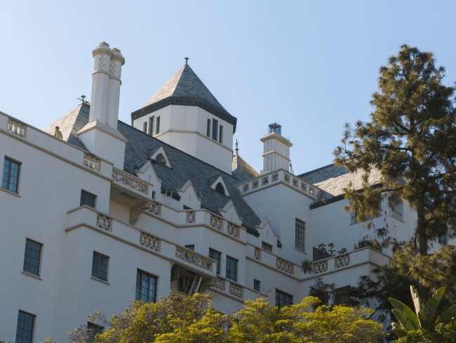 A Star is Born: Chateau Marmont, Los Angeles, USAThis Sunset Strip staple has appeared in many a film, but most recently appeared in A Star is Born, when Ally (Lady Gaga) stays here.