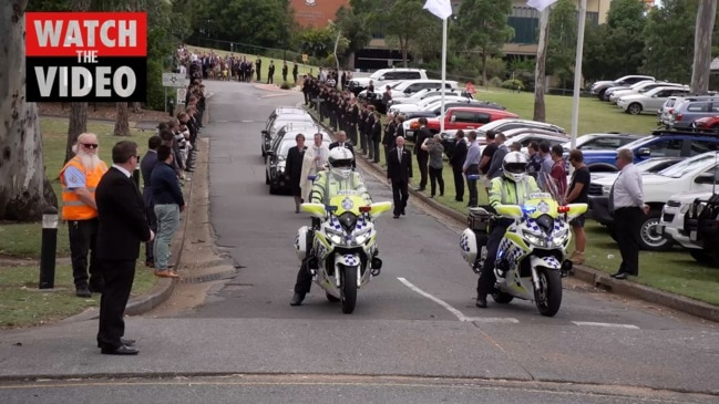 Touching final farewell for Matt, Kate and Miles