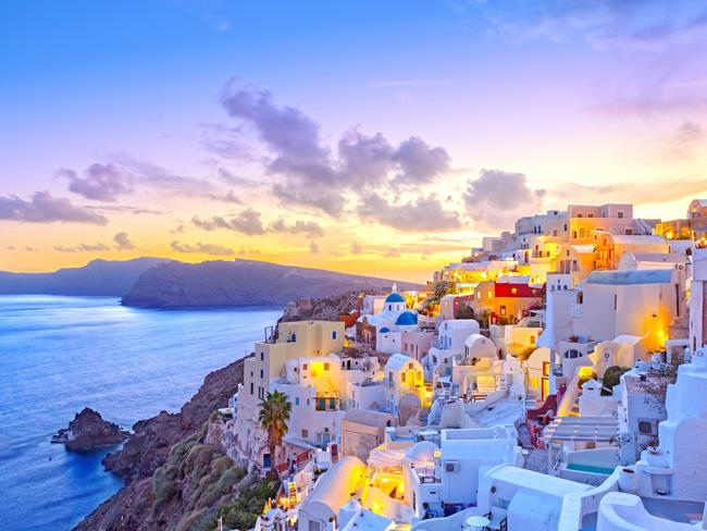 Turns out you can afford a Greek Island getaway.