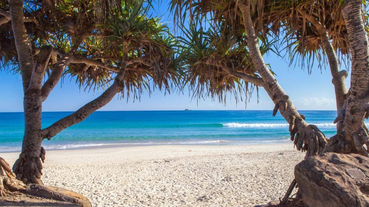 Sattva Yoga and Massage studio offers appointments overlooking Byron's main beach. Picture: iStock Picture: iStock