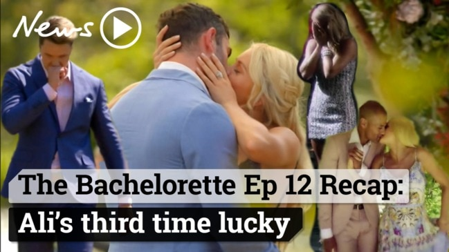 The Bachelorette Final Episode 12 Recap: Third Time Lucky