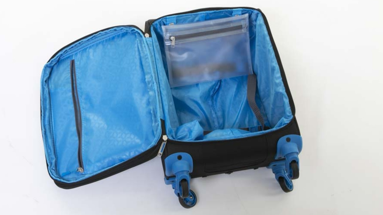 c91a4e0f52 Aldi Skylite 56cm carry-on suitcase is rated as highly by Choice as the $329