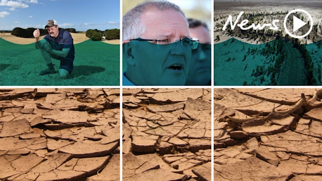 The Australia drought: Bringing pain to local communities
