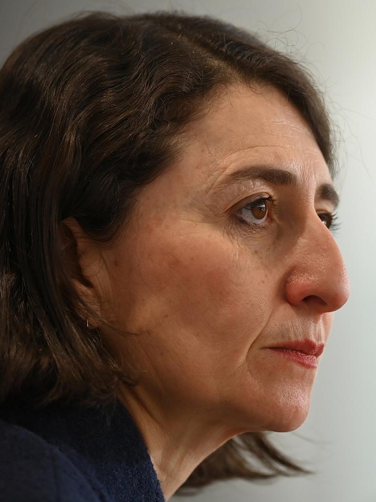 NSW Premier Gladys Berejiklian. Picture: Joel Carrett-Pool/Getty Images
