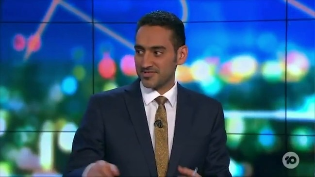 Waleed Aly on son's diagnosis