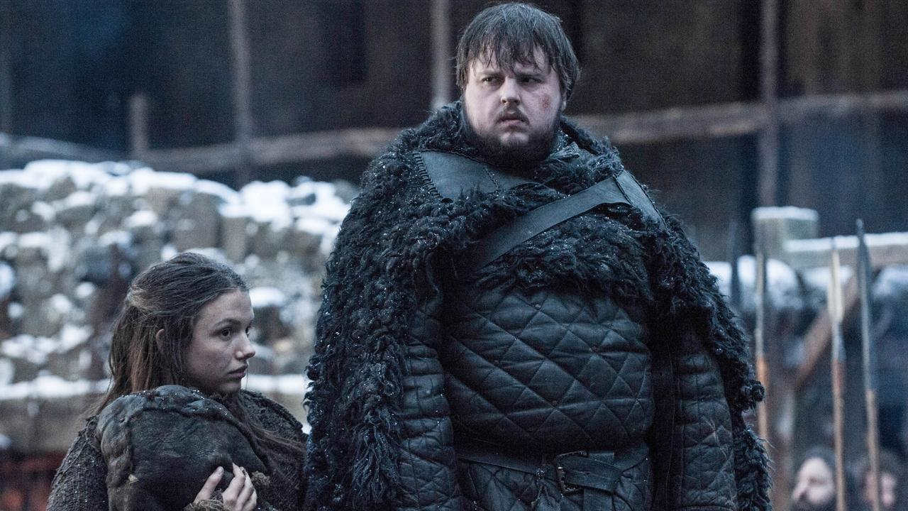Sam has come a long way since his days in the Night's Watch
