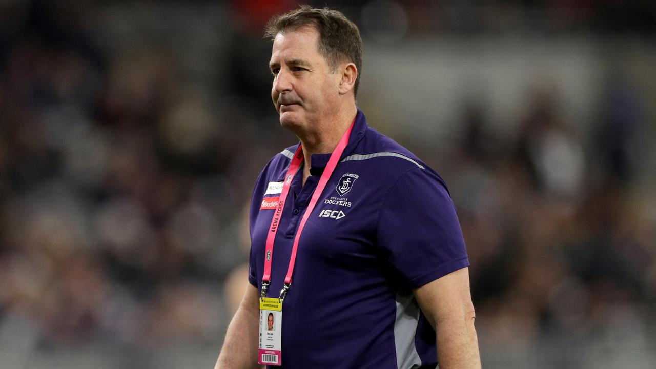AFL 2019: Volatile situation could see Fremantle and Ross Lyon amicably part ways at end of season