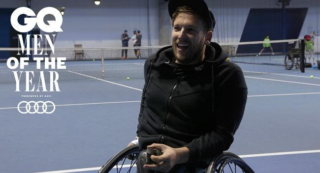 Dylan Alcott Says It Is Important To Recognise Talent Not Ability