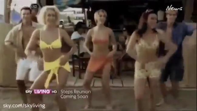Steps reunion reality show trailer