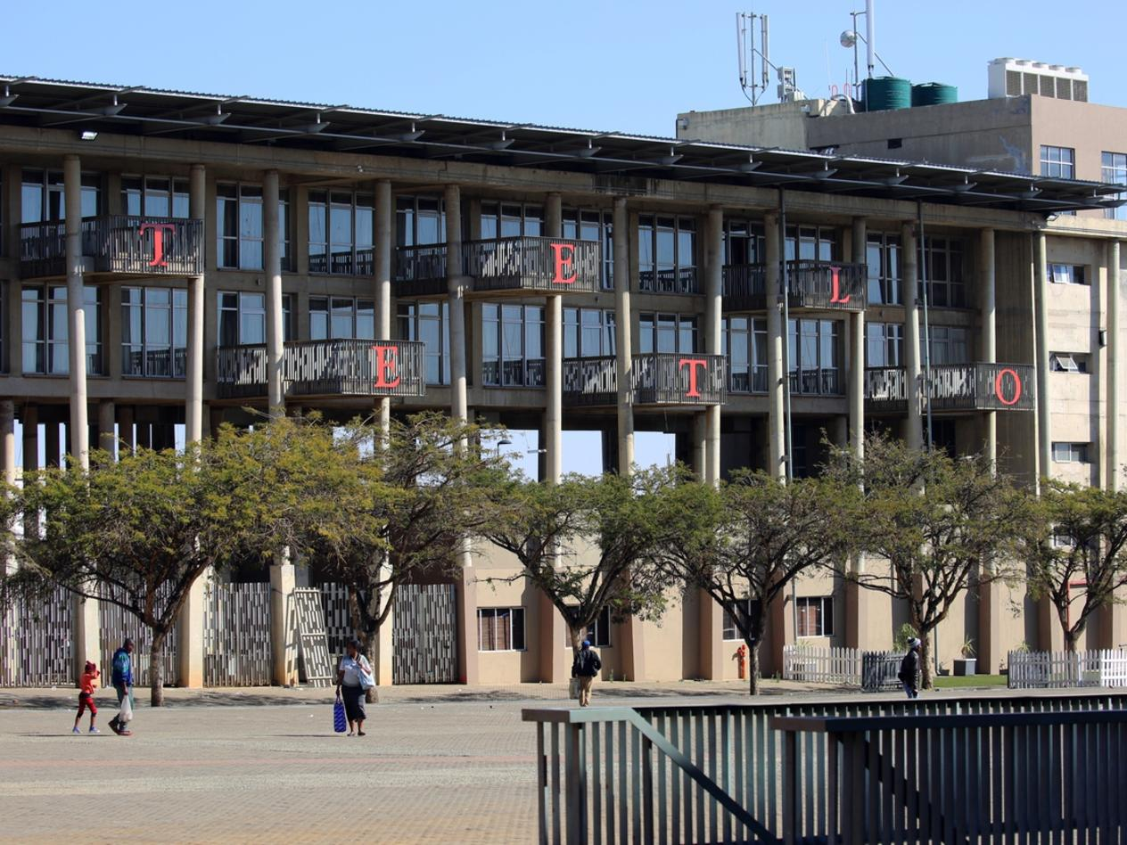 South Africa: Walter Sisulu Square in Soweto