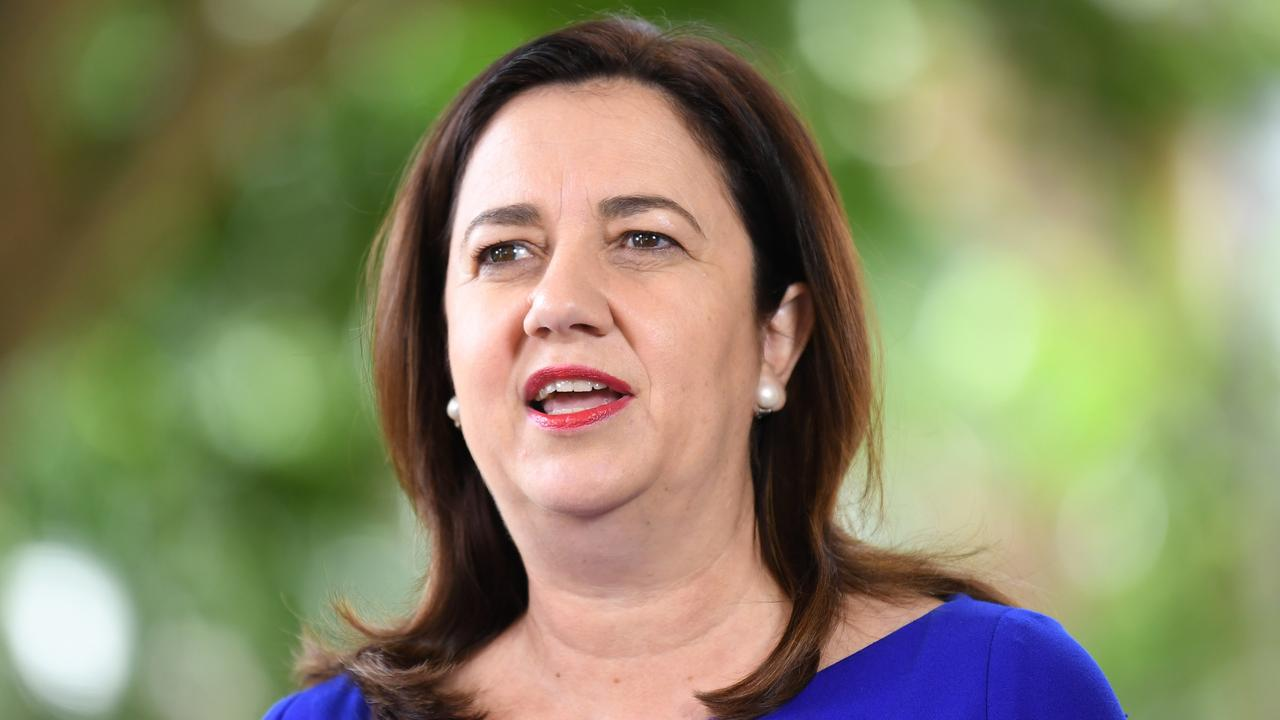 Ms Palaszczuk says the overdoses were 'very concerning' and she wants to know what training is being provided. Picture: NCA NewsWire/Dan Peled