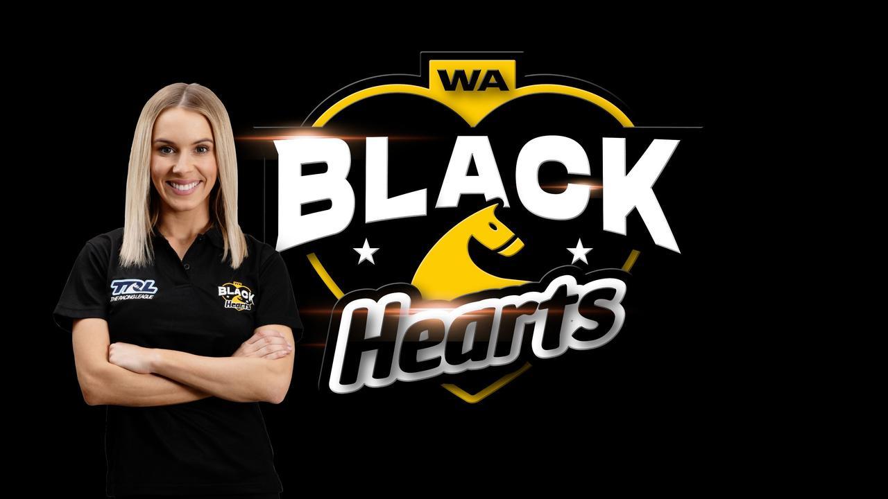 Brittany Taylor, WA Black Hearts.