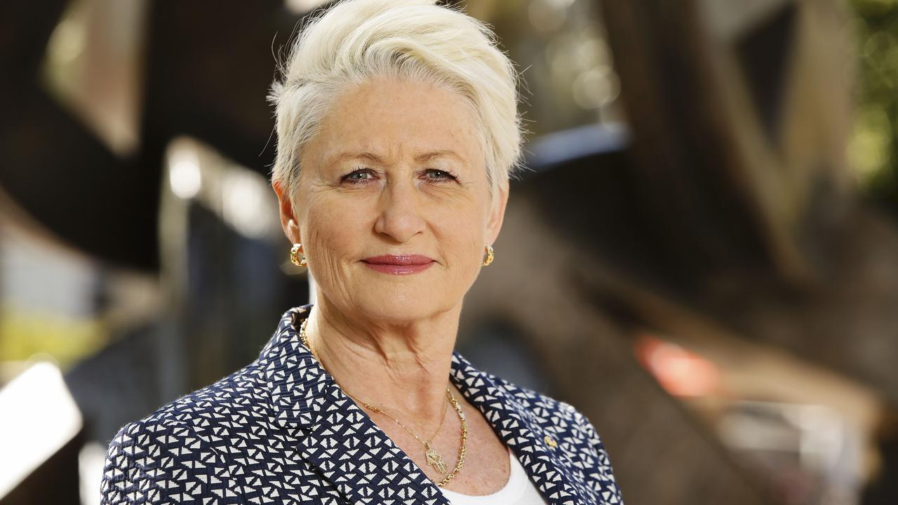 Some believe former Sydney Deputy Lord Mayor, Kerryn Phelps has the best chance of winning against the Liberals if she runs. Picture: Justin Lloyd