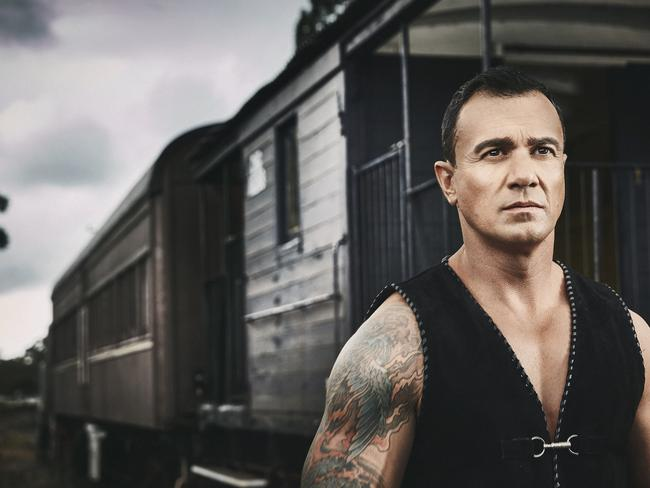 Shannon Noll may or may not be bound for the jungle. Music is coming though. Pic: Warner Music