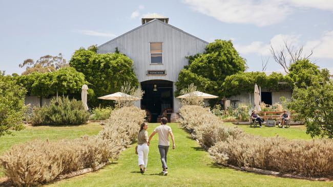 19/23Lowe Family Wine Co, Mudgee NSW A certified organic and biodynamic vineyard, Lowe Wines specialises in those famous Mudgee, red wine varietals. Drop by their family-friendly cellar door on the Tinja property to try the wine - perhaps their flagship zinfandel varietal - and munch on a platter of local produce on their lawn (you can choose yourself from a variety of options). Afterwards, take a stroll around their property and snap a photo on their Tinja dam jetty, before heading over to the farmhouse Zin Restaurant for a long winery lunch. One of the Lowe Family Wine Co.'s most charming features? Its perma-culture kitchen gardens and market gardens. Picture: Destination NSW
