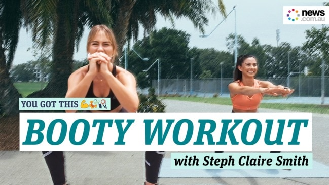 Steph Claire Smith's all booty workout
