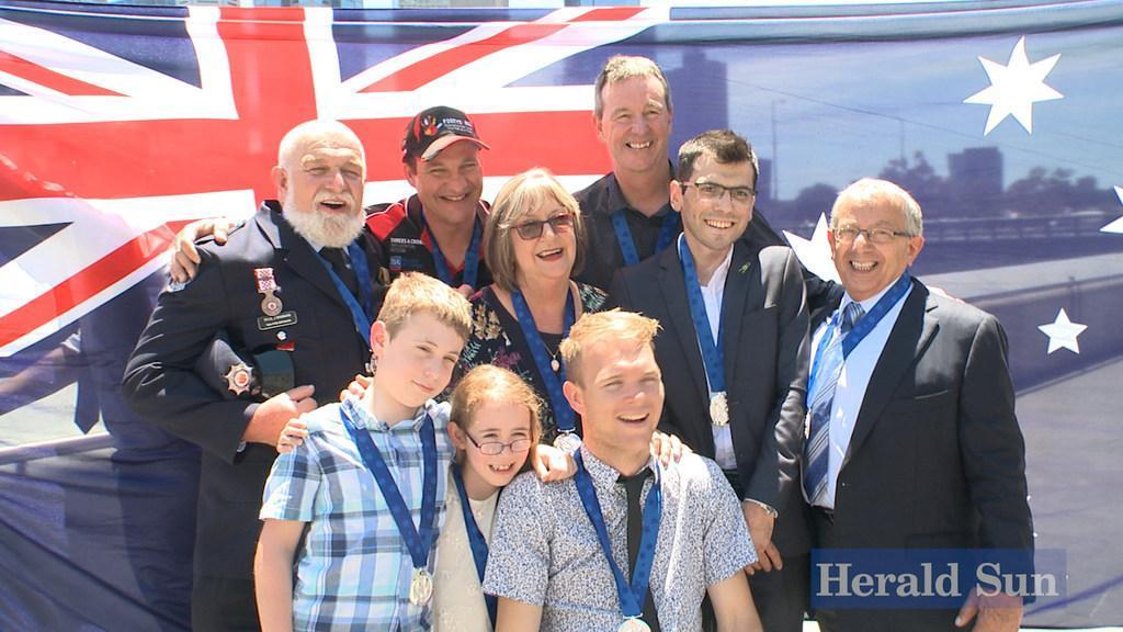 Pride of Australia Victorian winners 2016