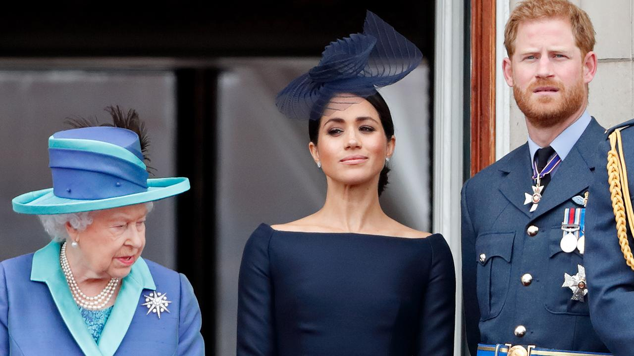 Prince Harry and Meghan Markle have reportedly been invited by Queen Elizabeth to next summer's Platinum Jubilee celebrations. Picture: Getty Images