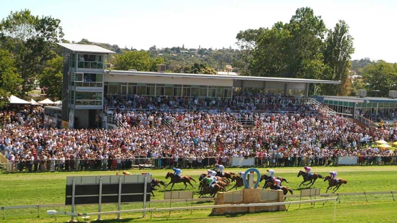 The Bunbury race course. Photo: Bunbury Turf Club.