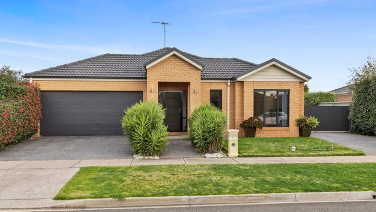 No. 17 Melissa Drive, Lara, will go to auction on July 20 at 5pm.