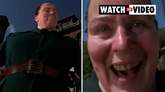 Miss Trunchbull in the 1996 film Matilda